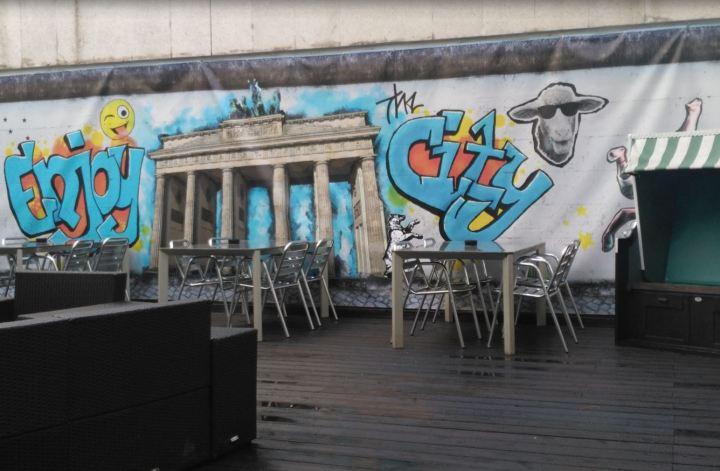 Una de las áreas comunes del hotel ubicado en el centro de Berlin (TripAdvisor)