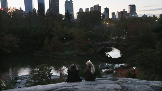 Los cadáveres del estanque de «Central Park»