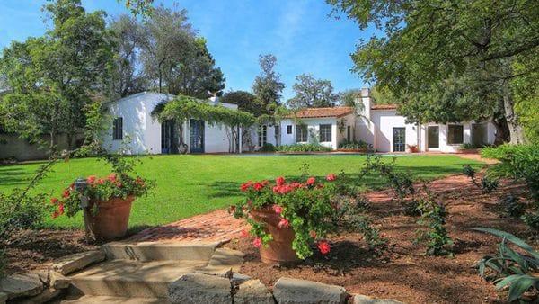 La vivienda ubicada en Los Ángeles, nuevamente en venta (Mercer Vine)