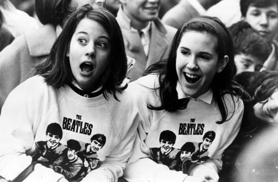 Fans de los Beatles