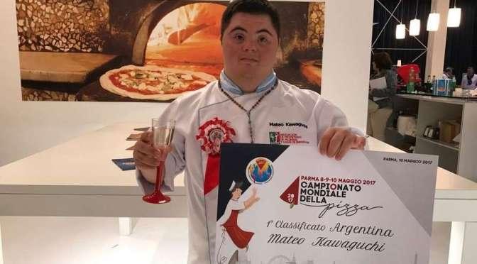 Italia:Con la mano maestra de Mateo, Argentina hizo historia en el Mundial de la Pizza