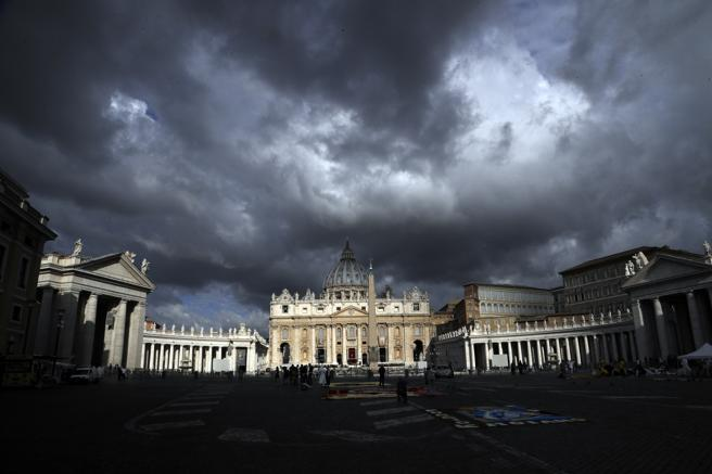 Así luce el Vaticano el día que se conocen las acusaciones a Pell