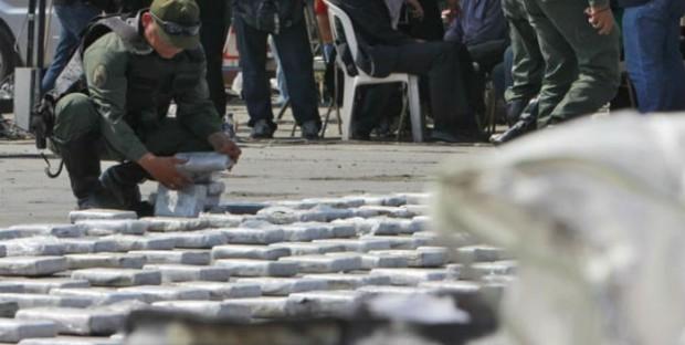 Interceptaron barco venezolano con 1.200 kilos de cocaína en España