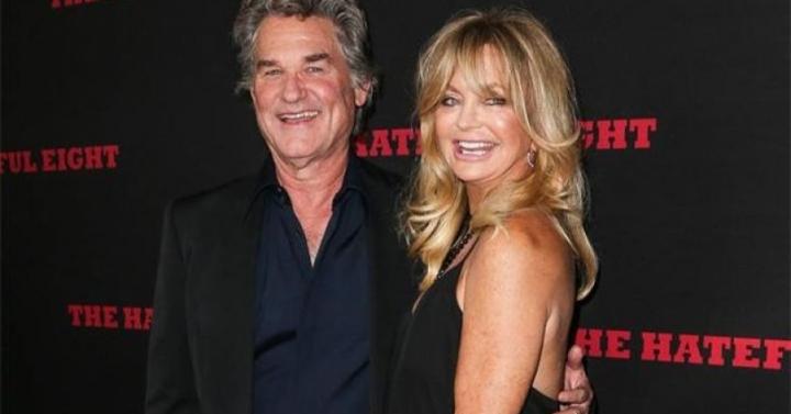 El secreto de Goldie Hawn y Kurt Russell para llevar 34 años de matrimonio
