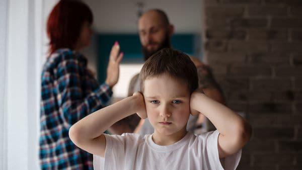 La violencia familiar produce como respuesta una situación de estrés crónico