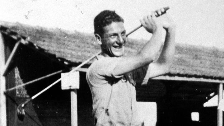 Roberto De Vicenzo 1923-2017.