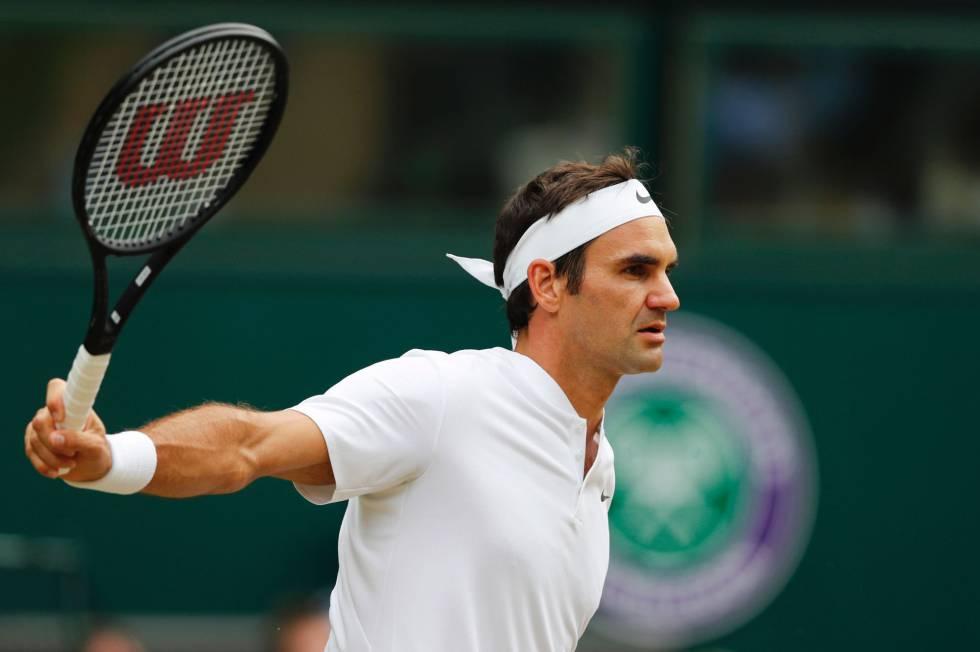 Federer - Cilic