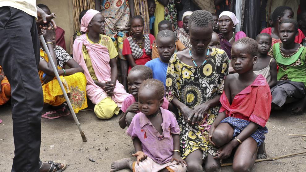 Sudán del Sur, la guerra contra ellas