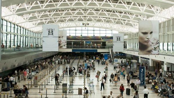 Aeropuerto de Ezeiza (Shutterstock).