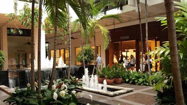 Bal Harbour, la zona de moda de Miami
