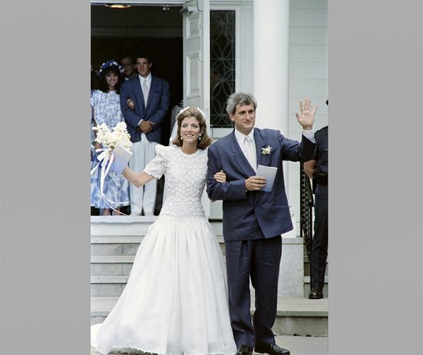 Caroline Kennedy boda