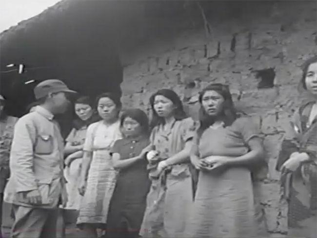 confort women