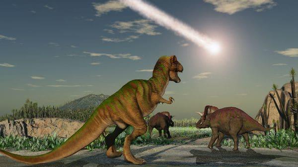 La cuenca pudo haber sido creada por la colisión de un meteorito, tal como sucedió en el periodo Cretácico, que llevó a la extinción en masa de formas de vida (Istock)