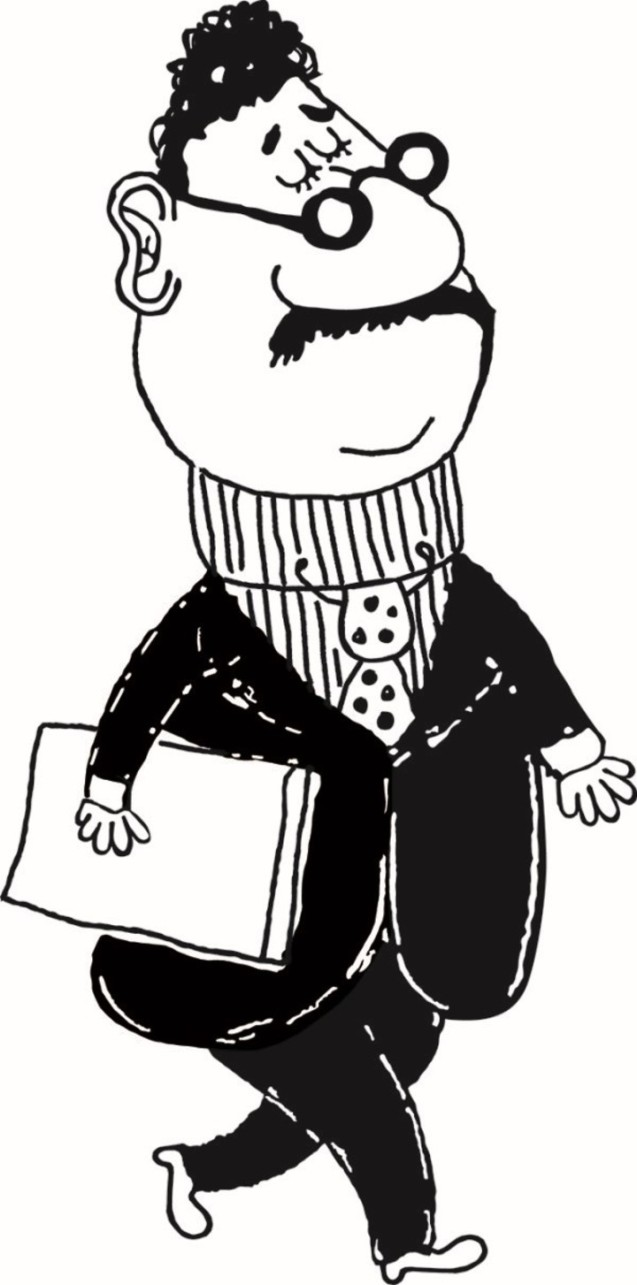 Murió Landrú, uno de los más destacados humoristas gráficos del país