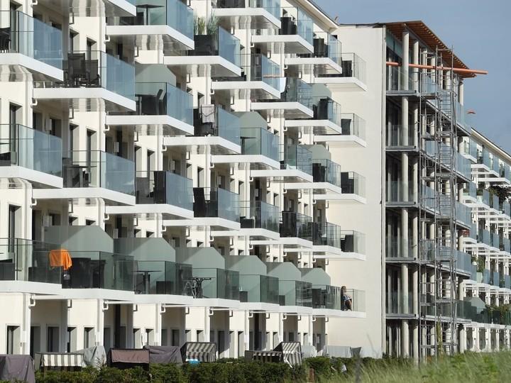 Departamentos de lujo en un resort ideado por Hitler