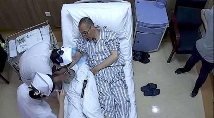 Muere premio Nobel de la Paz LiuXiaobo