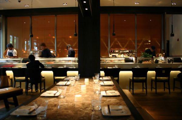 Makoto, uno de los restaurantes más importantes de Miami