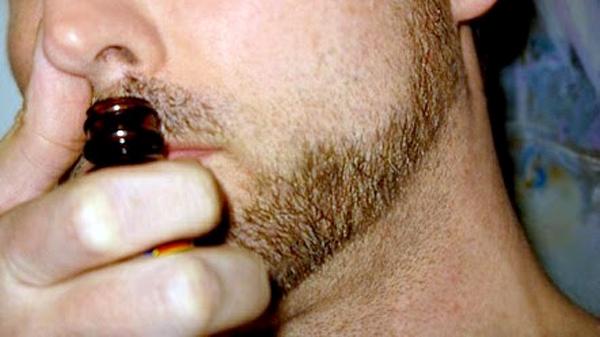 Popper inhalar
