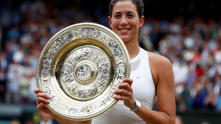 Muguruza hizo añicos el sueño de Venus Williams y es campeona de Wimbledon