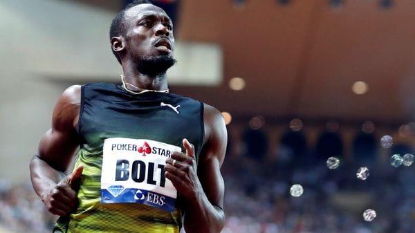 En el encuentro de la Diamond League en Mónaco, Usain Bolt bajó de 10 segundos en los 100 metros por primera vez en la temporada (Reuters)