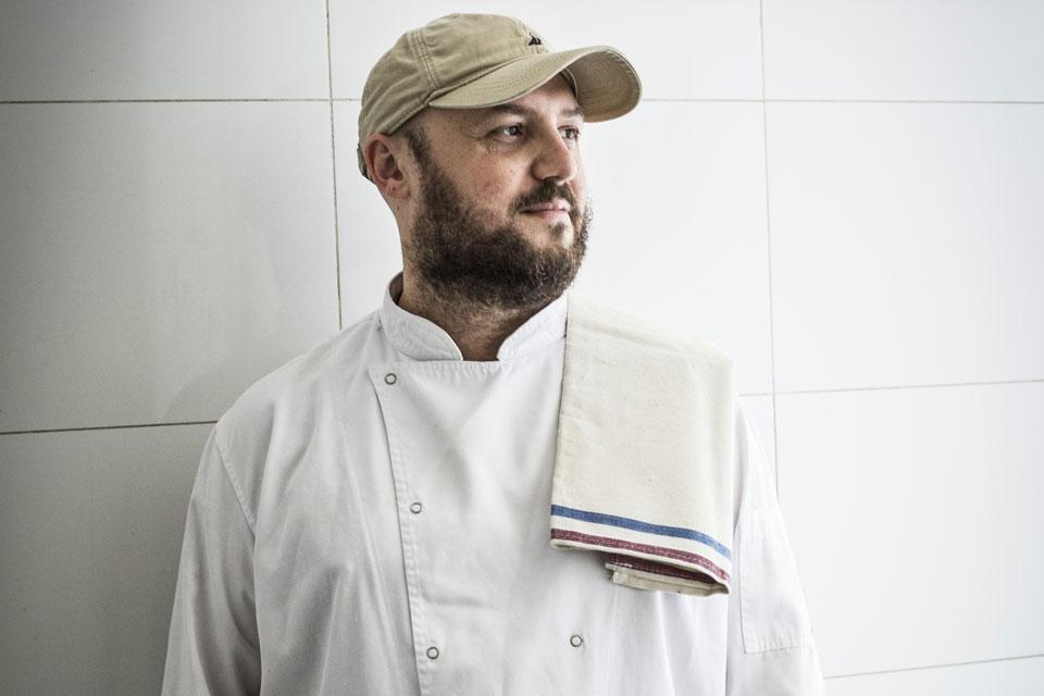 El polémico chef de la Casa Rosada | Conexión Brando