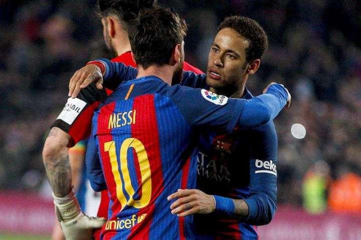 La foto de Messi por la que Neymar decidió irse del FCBarcelona