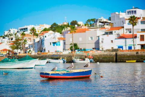 Algarve para mayores