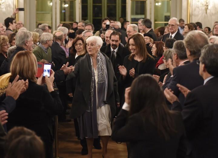 """Graciela Fernández Meijide: """"Rata es lo menos que me dijeron"""""""