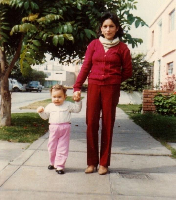 Mundos íntimos. Luego de seis años de no hablar con mamá, nos vimos y pude disculparla por haberme hecho la vida tan difícil