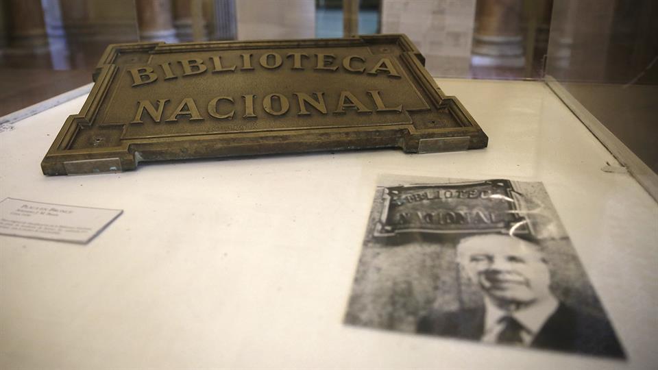 Día del Lector, día de Borges: un cumpleaños en la Biblioteca Nacional