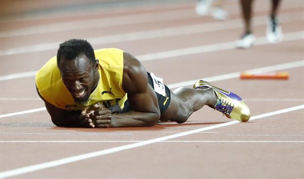 Un Bolt rendido