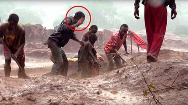 Así son maltratados los niños en las minas de cobalto