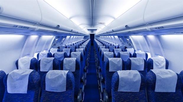 Buscan que los asientos de los aviones dejen de achicarse