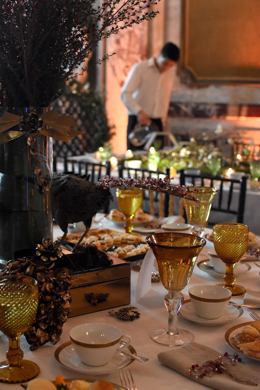 El prestigioso té a beneficio más chic de Buenos Aires