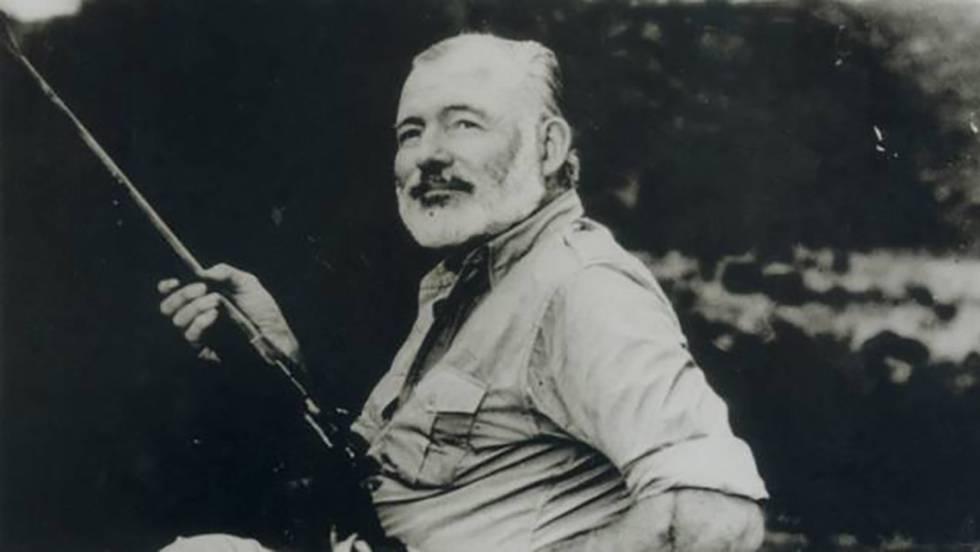 Un supermacho en duda: la cara oculta de Hemingway