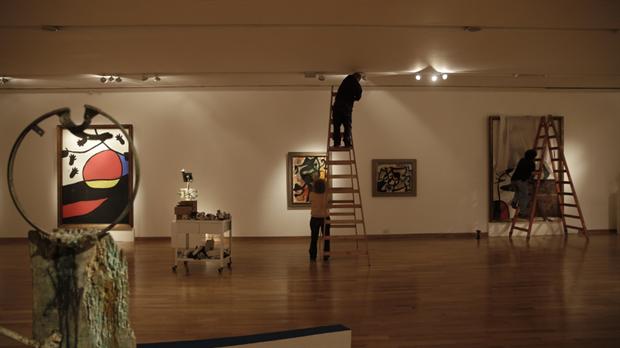 Mirar a Miró antes que nadie: esa experiencia inagotable