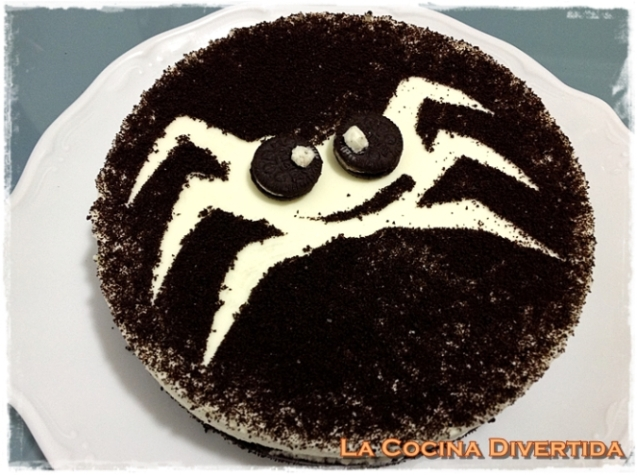 cheesecake oreo halloween