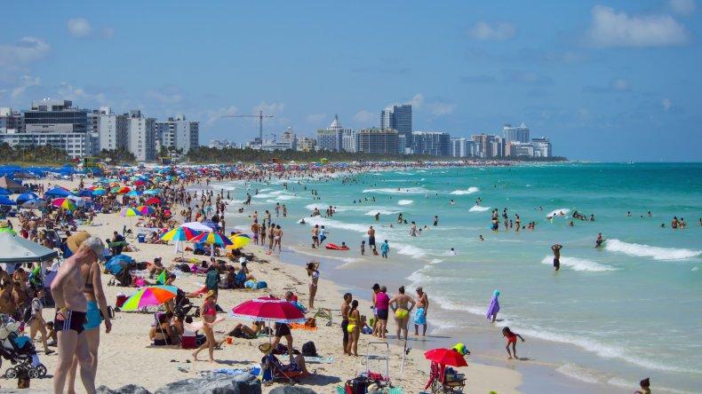 Florida recibe 88 millones de turistas en los primeros 9 meses del año