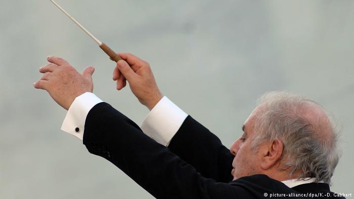 La estrella de la música clásica más influyente: Daniel Barenboim cumple 75-DW