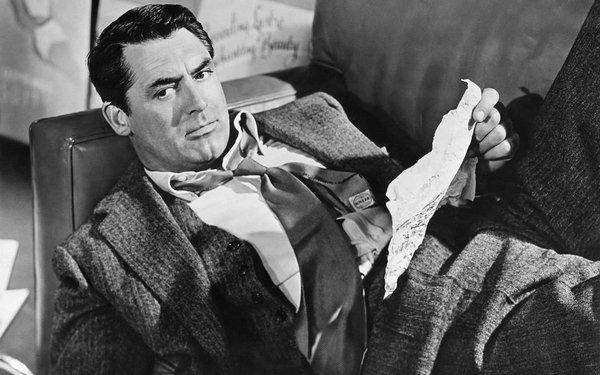 Cary Grant, la máxima estrella del cine romántico de la época