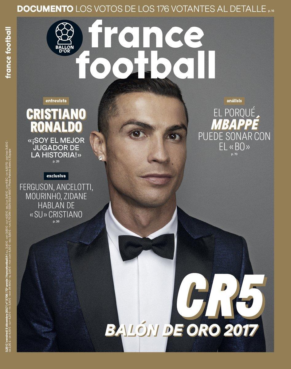 """""""Soy el mejor jugador de la historia"""" Cristiano Ronaldo"""