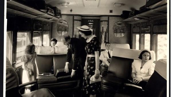Viaje en tren a Mar del Plata para nostálgicos: cuando era puro lujo y placer