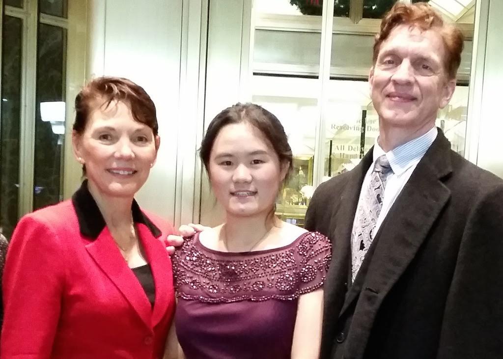 Anni Zhang: de sobrevivir al aborto y la cárcel en China, a tocar en el Carnegie Hall