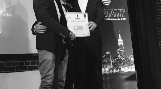 "Paraná Skateboard, un proyecto de LEINNers, gana la ""Startup Competition"" del New York Summit"