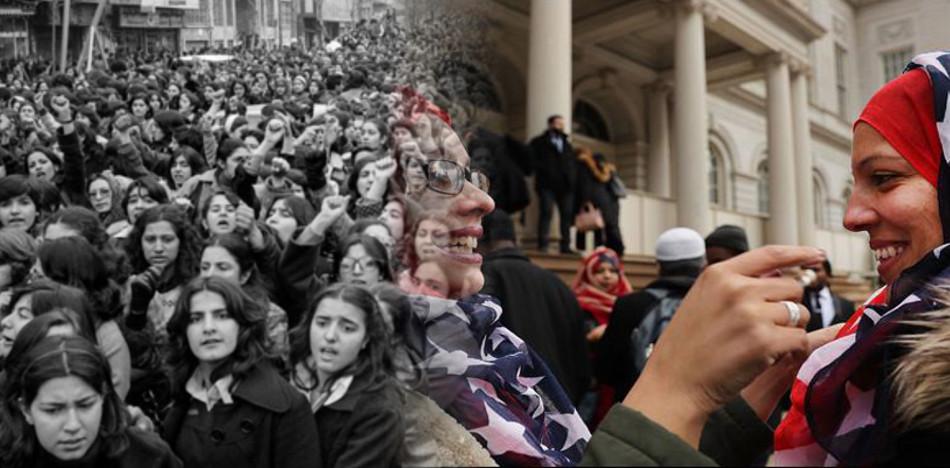 Velo islámico  opresión para las iraníes 17835d9d2a52