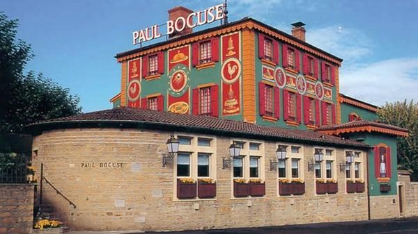 El emblemático restaurante de Paul Bocuse, L'Auberge du Pont de Collonges