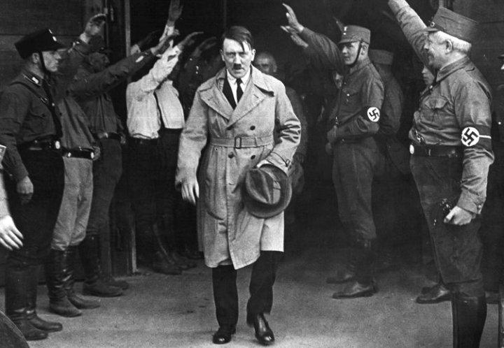 Mientras que el estado policial nazi estaba en desarrollo, la visión alemana general era prometedora, Moorhouse le dijo a Business Insider.