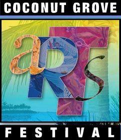 Miami-Festival de las artes de Coconut Grove
