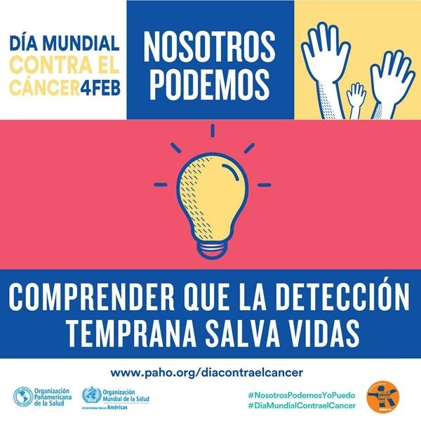 El cáncer es la segunda causa de muerte a nivel mundial