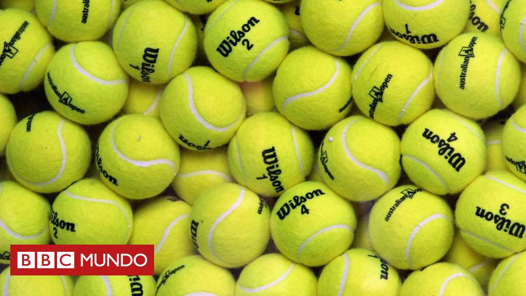 """¿Cómo """"resolvió"""" Roger Federer el eterno debate de si las pelotas de tenis son verdes o amarillas?"""